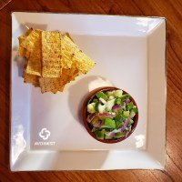 Cauliflower and Avcado Ceviche