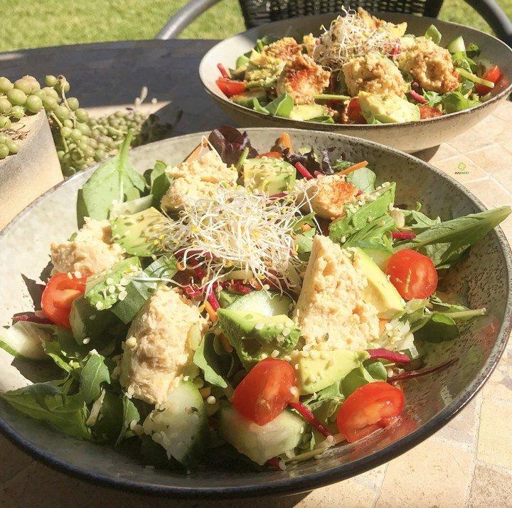 Haley & Mandi's Soulful Salad