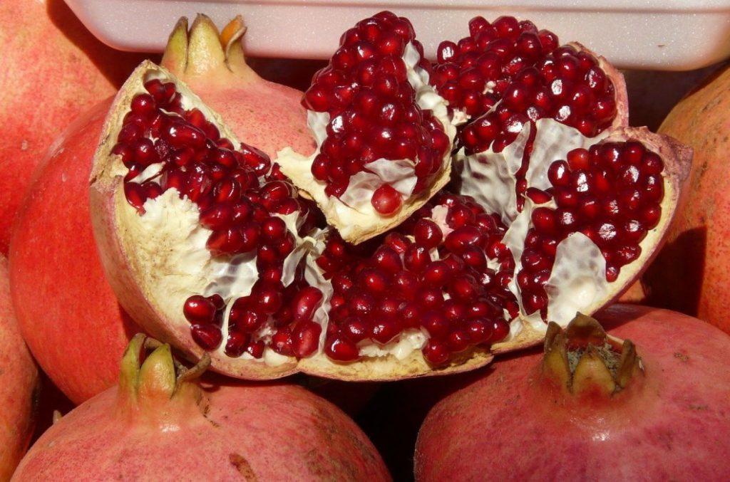 Pomegranate - Gulosha Rosavaya seeds